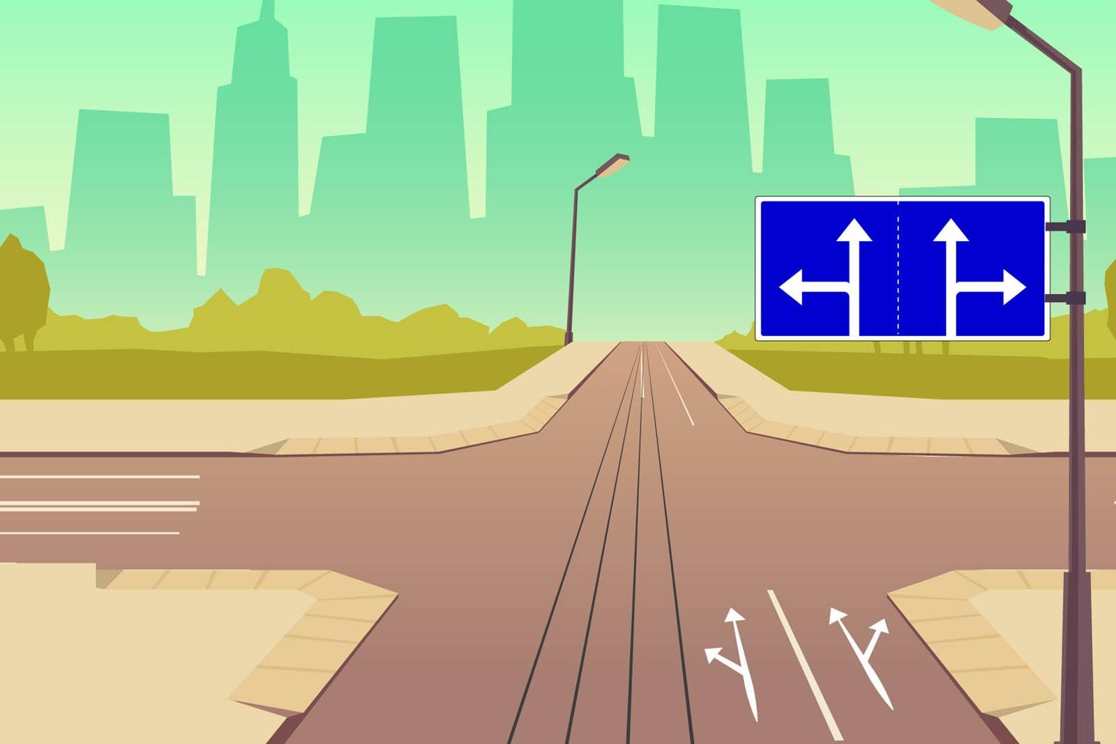 Правила проезда перекрестков с трамвайными путями 2021