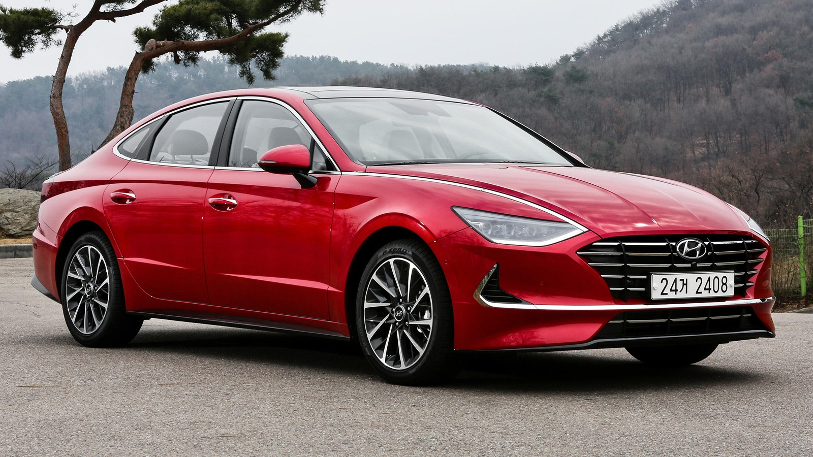 Новый кросс-седан Hyundai Sonata: каким он может быть