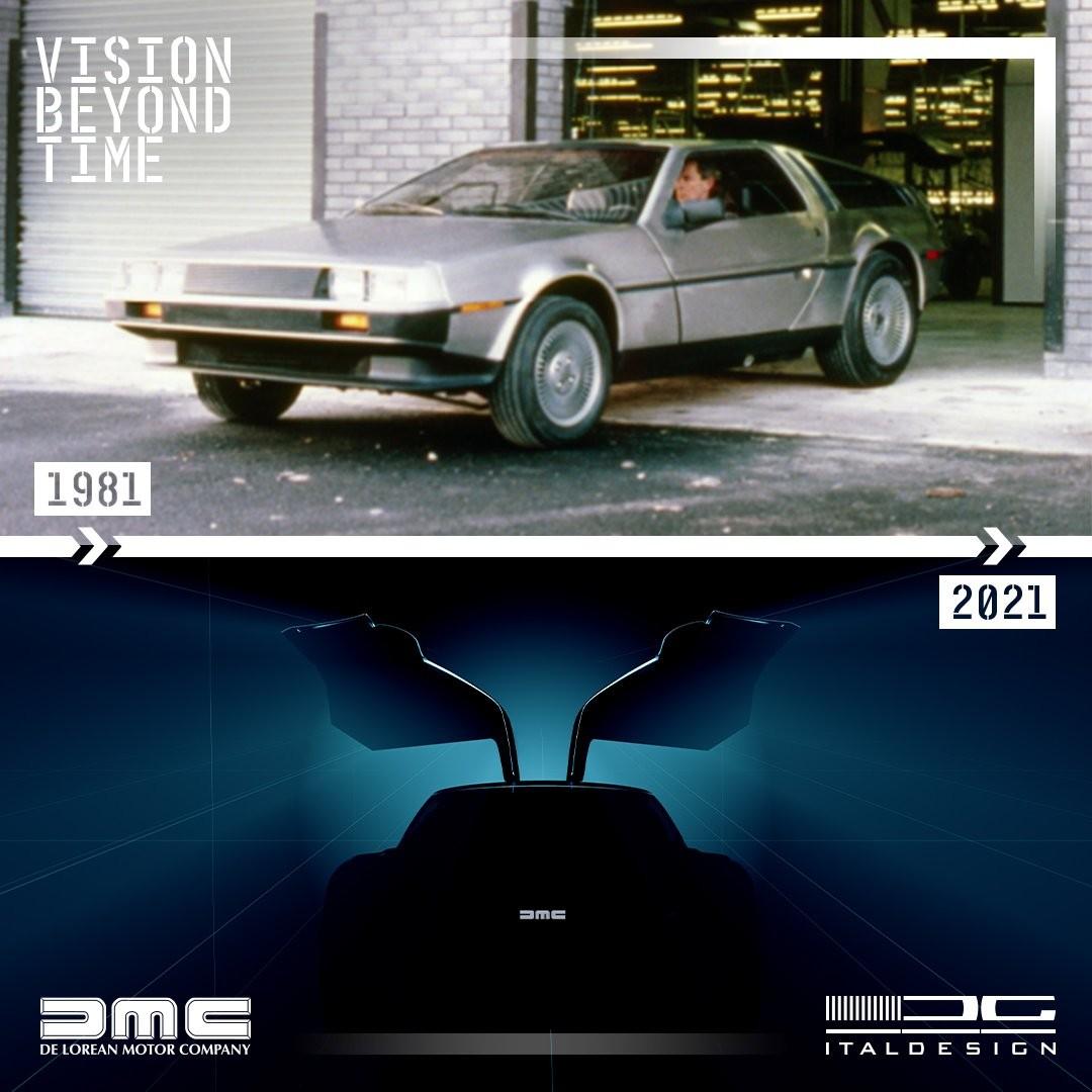 Легендарный DeLorean: 40-летний юбилей и возможное возвращение в виде электромобиля