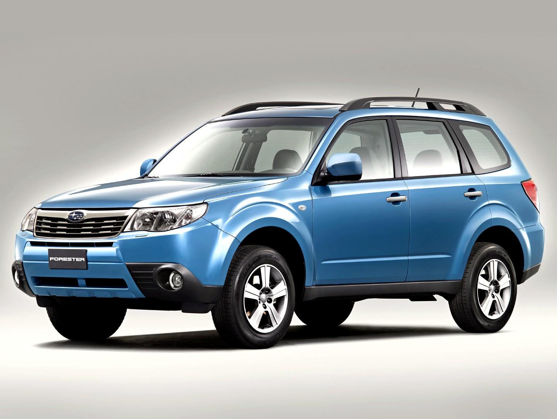 Опять смертельно опасные подушки: Subaru отзывает в РФ более 42 тысяч машин