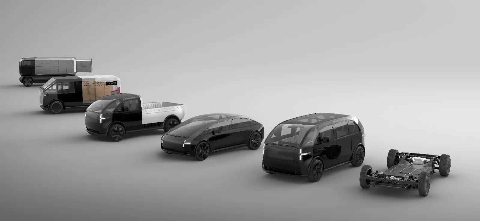 Canoo MPDV: фургон в стиле Lego от создателей гибридных BMW