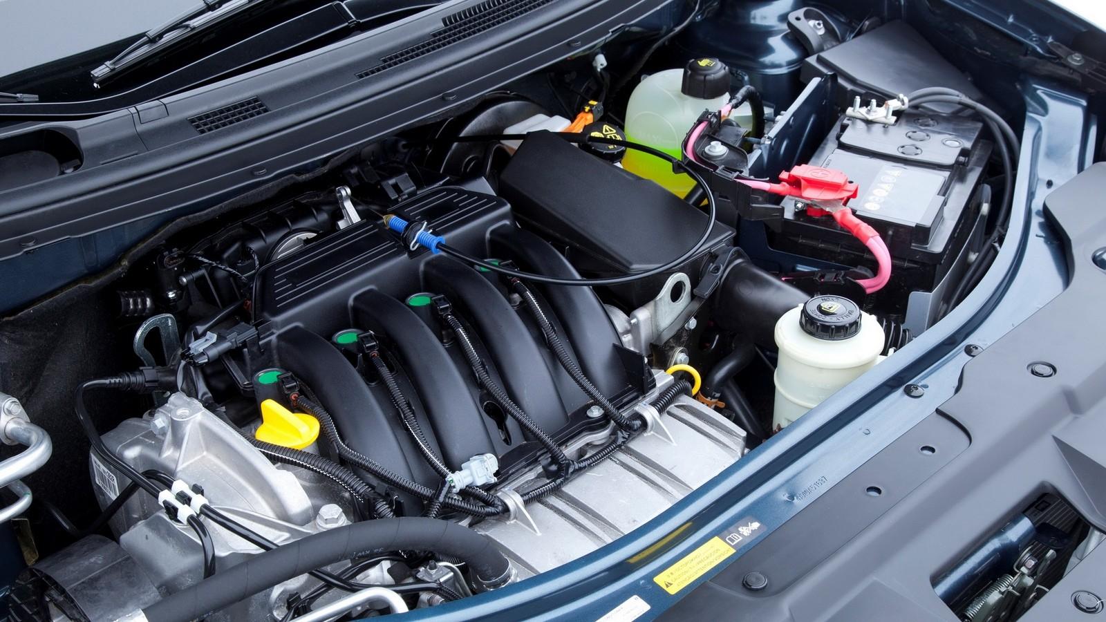 Под капотом Nissan Almera '2012–н.в.