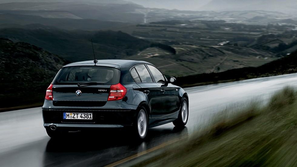BMW 120i 5-door (E87) '2007–11