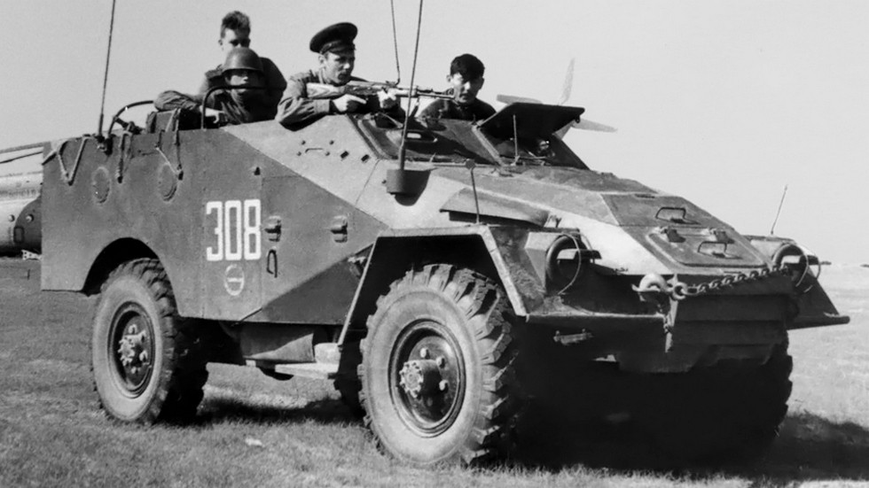 ГАЗ-40 (БТР-40) '1950–60