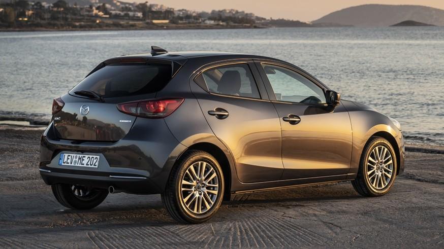 Mazda позаимствует Toyota Yaris и будет продавать его в Европе