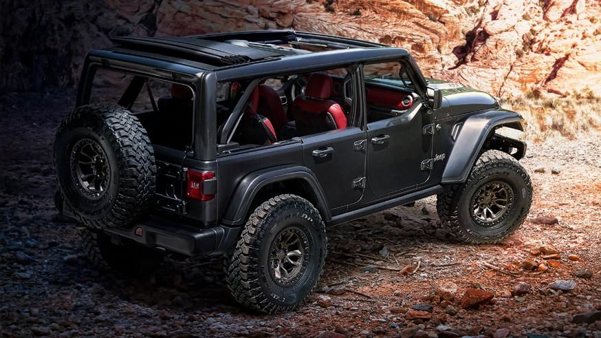 Тюнинг Jeep Wrangler | Jeep Wrangler