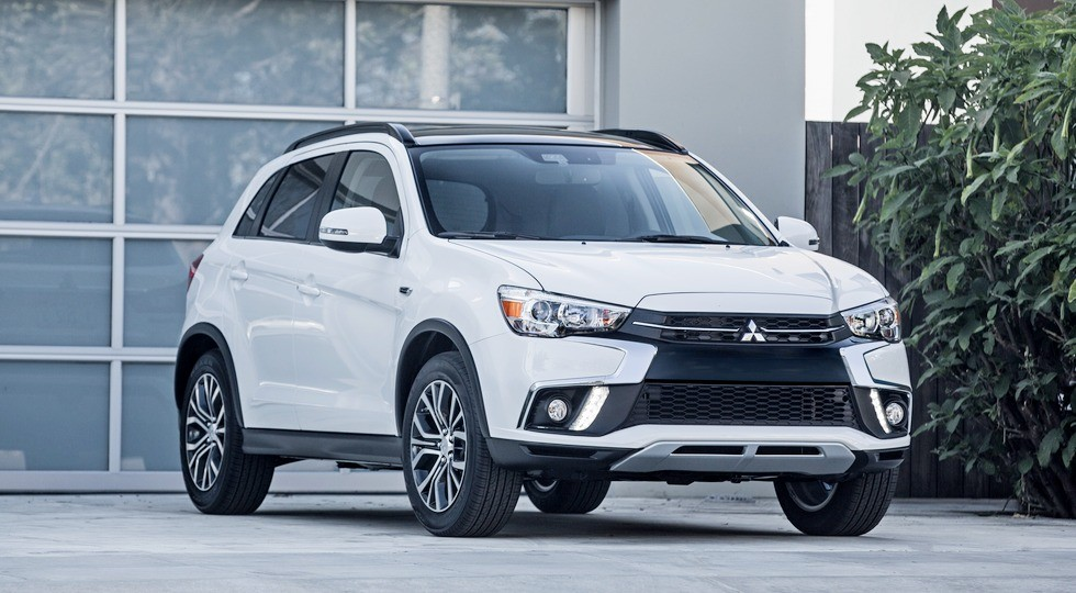 На фото: Mitsubishi ASX