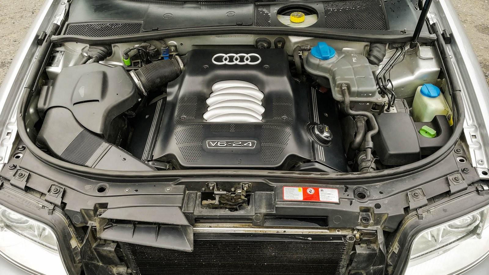 Audi A6 II двигатель