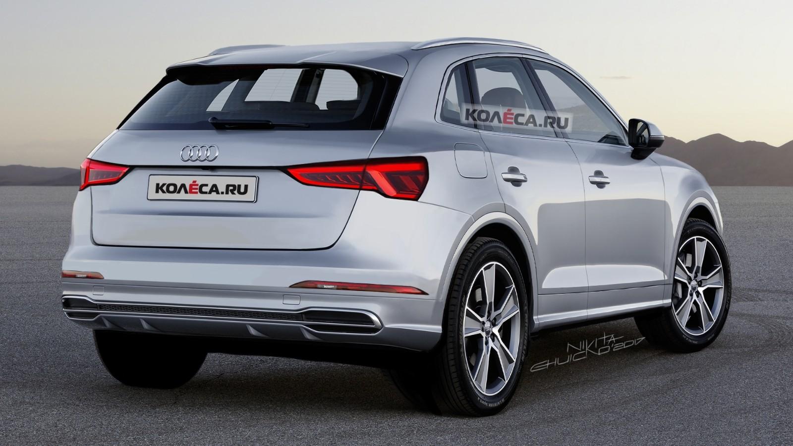 Audi Q3 rear2