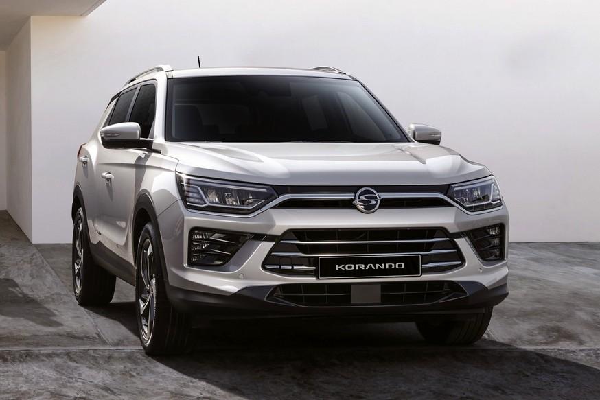 Новый SsangYong Actyon обрёл на родине бензиновый турбомотор. Мощнее, чем в Европе