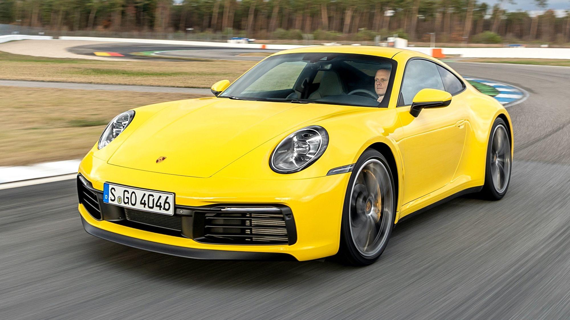 Мануальная терапия: Porsche предлагает бесплатно отказаться от АКП