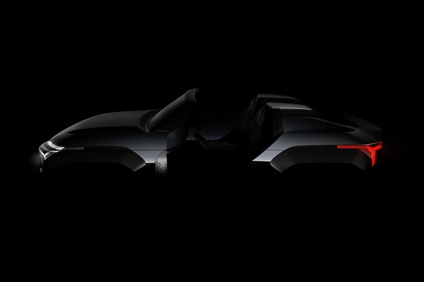 Новый кроссовер Mitsubishi без крыши и рассчитан на двоих