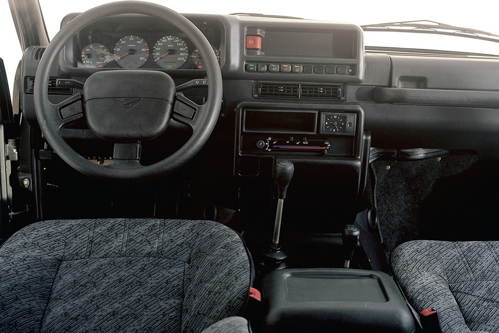 УАЗ 3162 салон