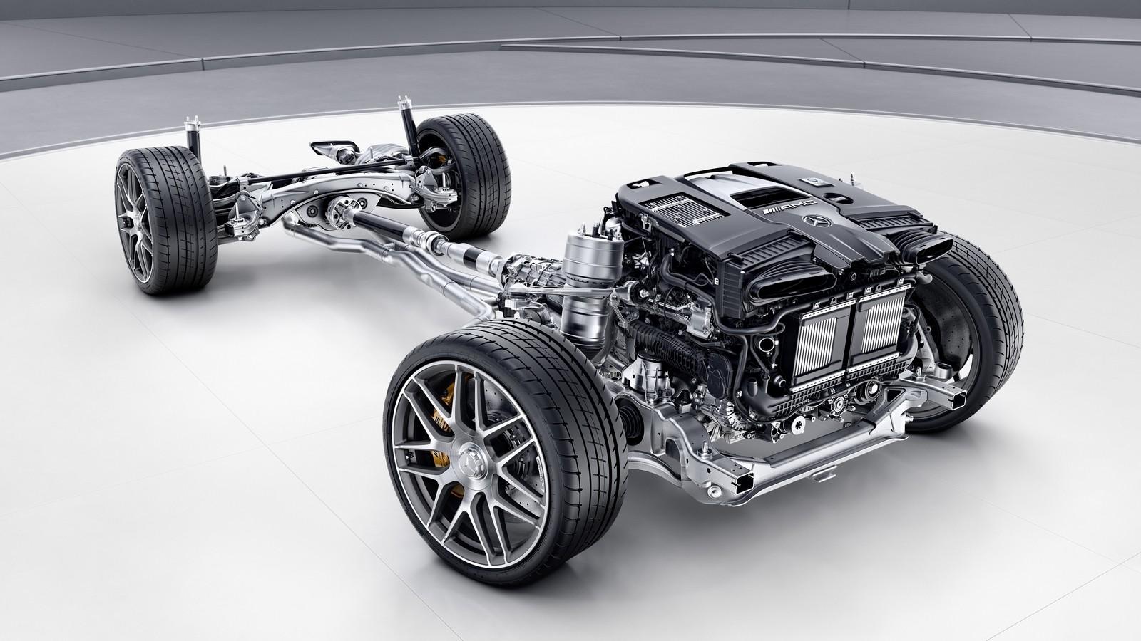 Mercedes-AMG E63, W 213