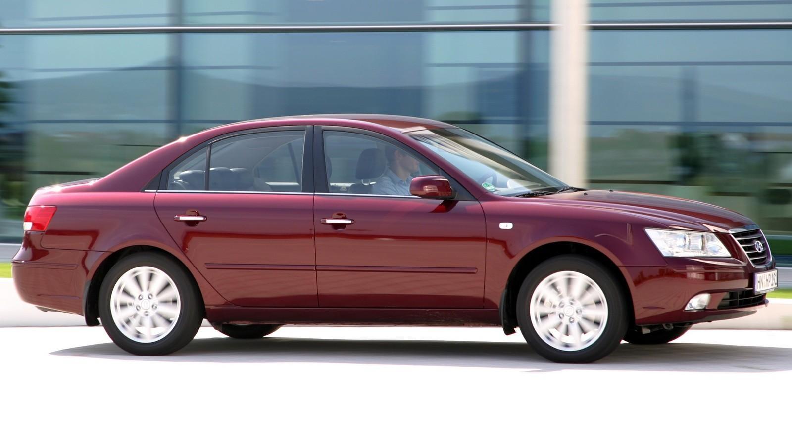 Hyundai Sonata (NF) '11.2007–09.2009г