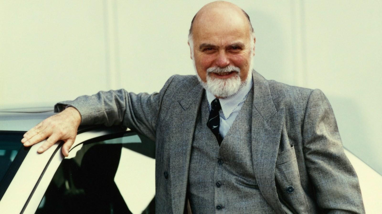 Bruno Sacco, former Mercedes-Benz chief designer