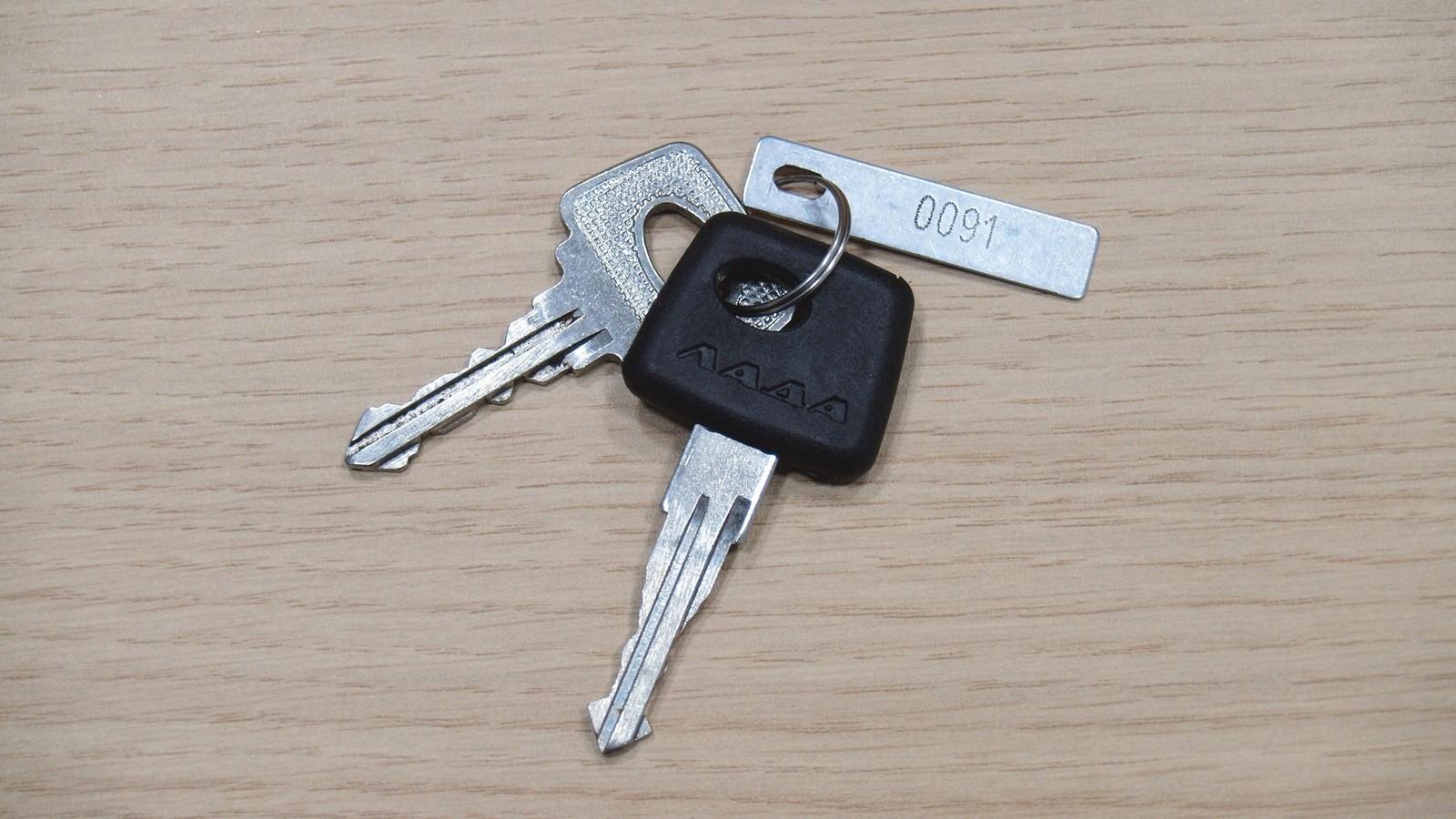 Воспоминания о будущем: вплоть до конца 2013 года точно такие ключи прилагались к каждой новой Самаре-2