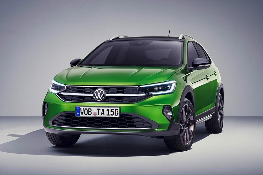 Купеобразный паркетник Volkswagen Taigo для Европы оказался богаче бразильского брата