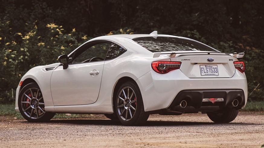 Subaru не планирует продавать новый BRZ в Европе: спорткар достанется только США