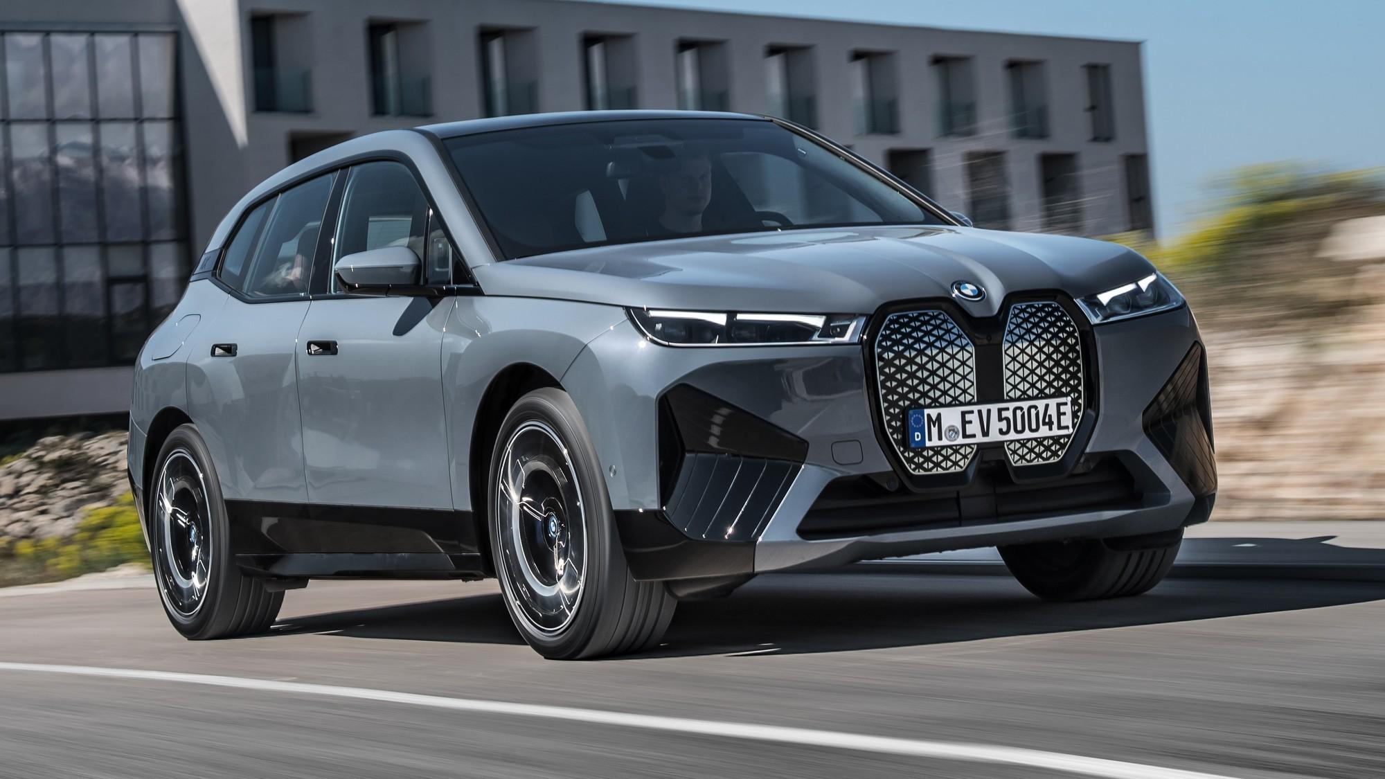 BMW iX: точные характеристики, задел для тюнинга и цена в России