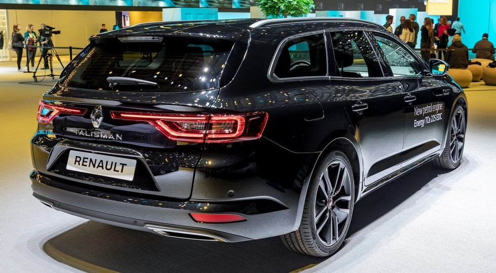 2018 — Renault TALISMAN S-EDITION