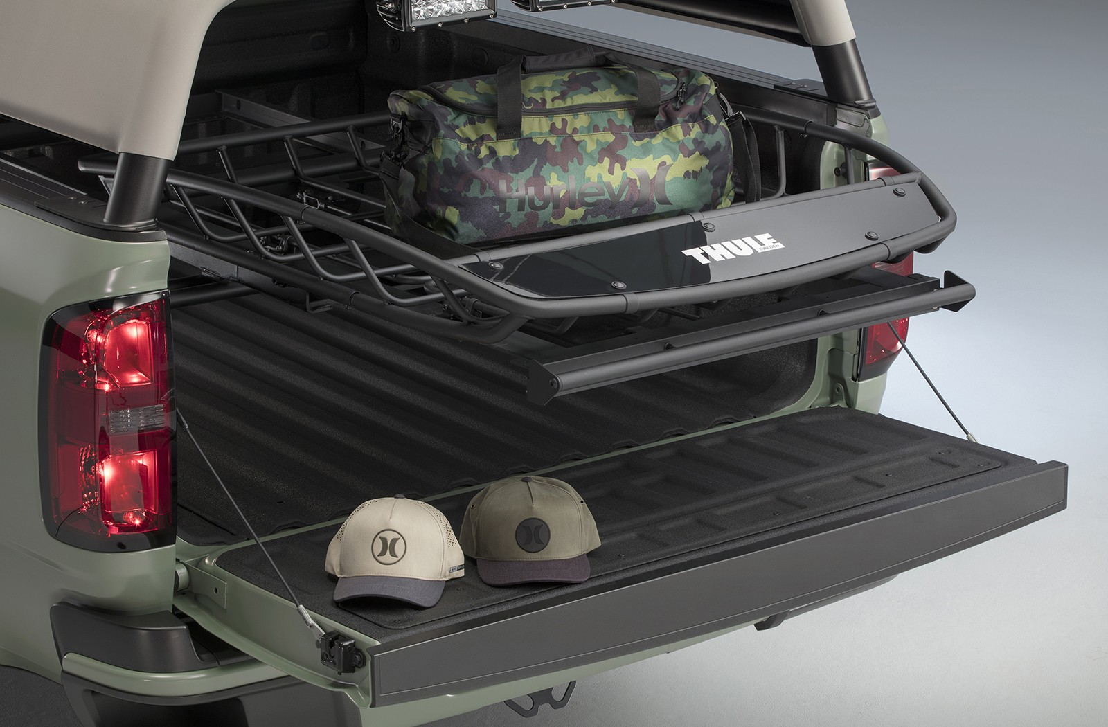 Chevrolet and Hurley, the surfing performance and innovation bra