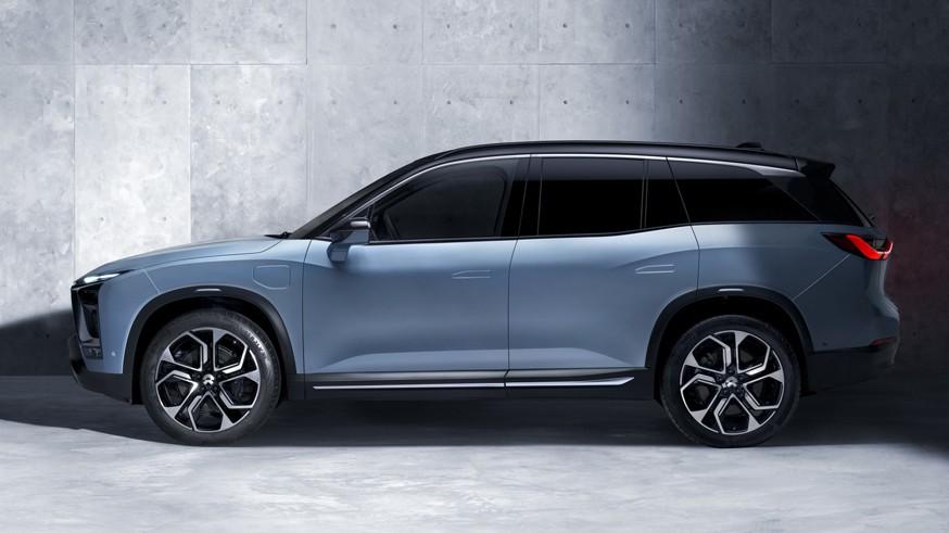 Над внешностью автомобилей Nio будет работать дизайнер, отвечавший за Jaguar F-Pace