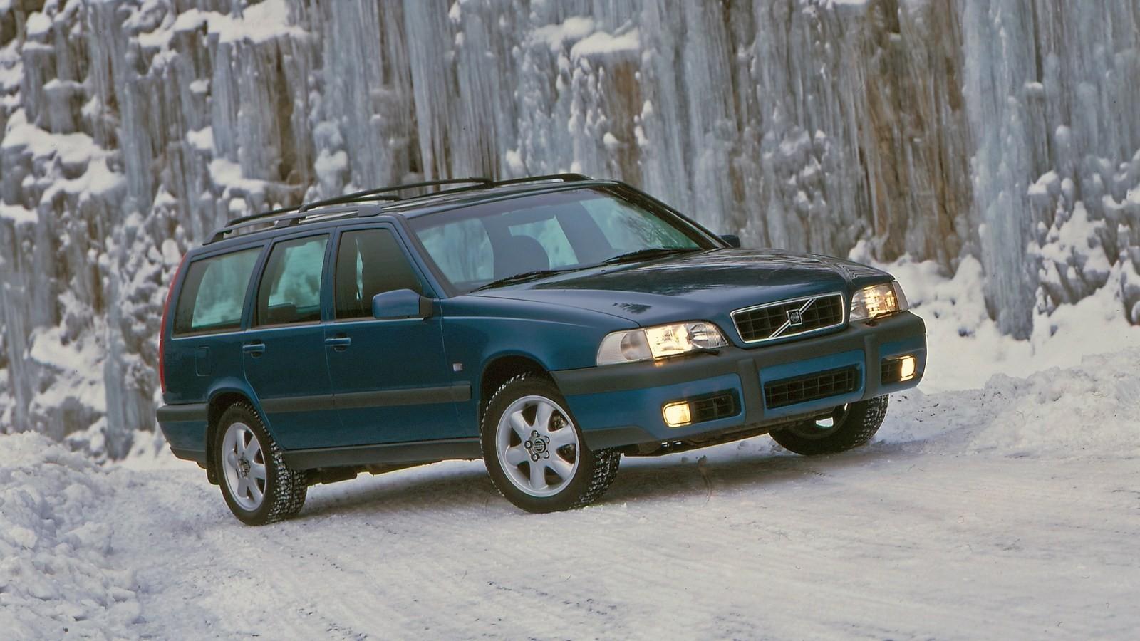 Volvo V70 XC '1997–2000