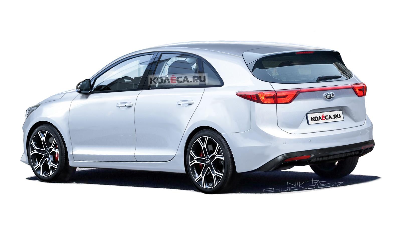 Kia Ceed rear2