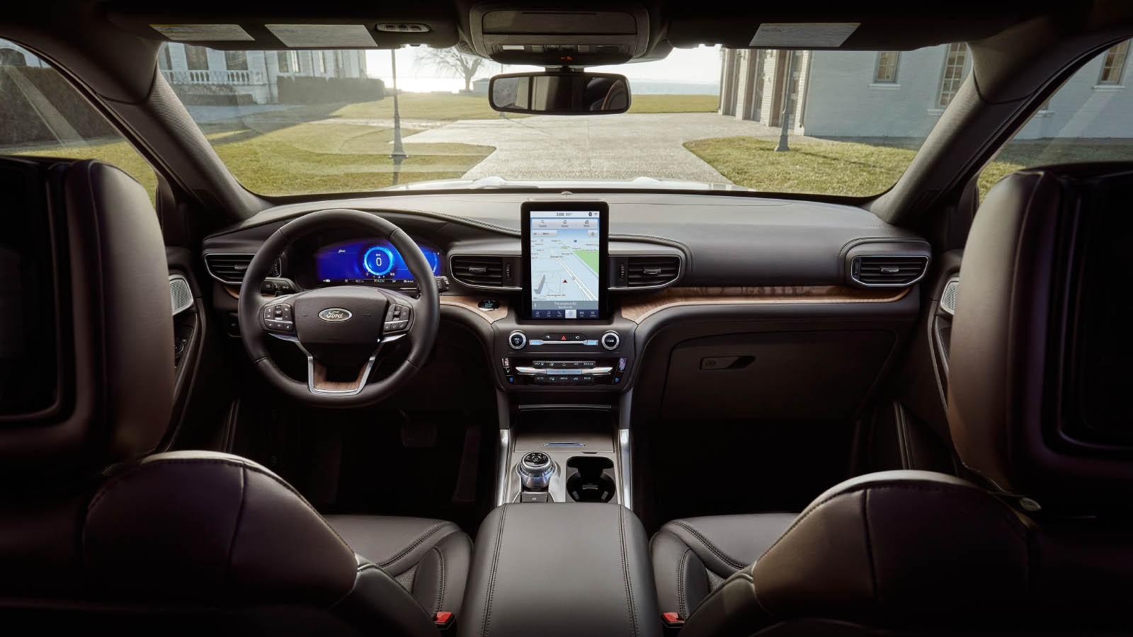Ford Explorer Platinum '2019