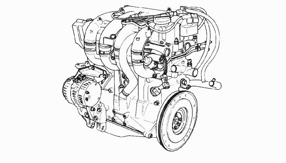 2112 двигатель