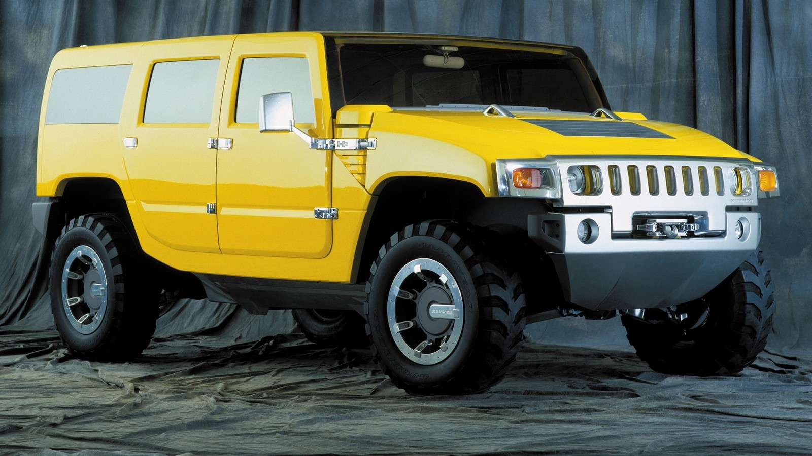 Hummer H2 SUV Concept '2000