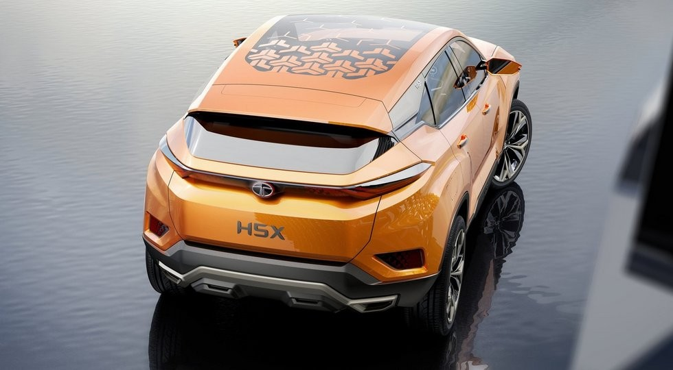 На фото: концепт Tata H5X