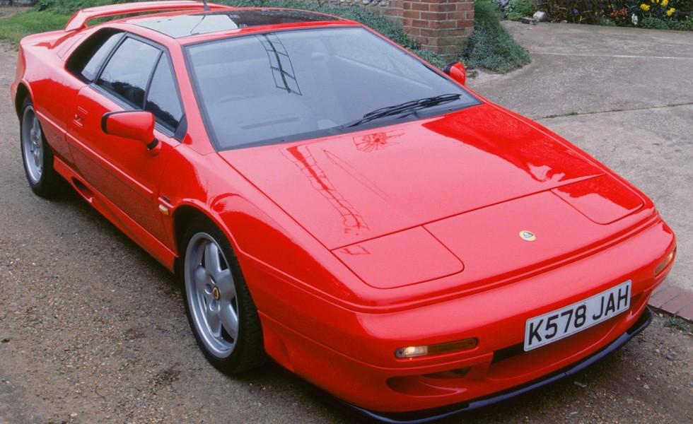 Наследие — Lotus Esprit S4 1992