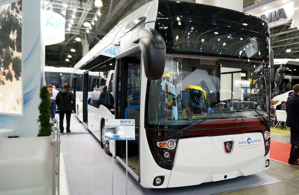 На фото: КАМАЗ-6282 нового поколения