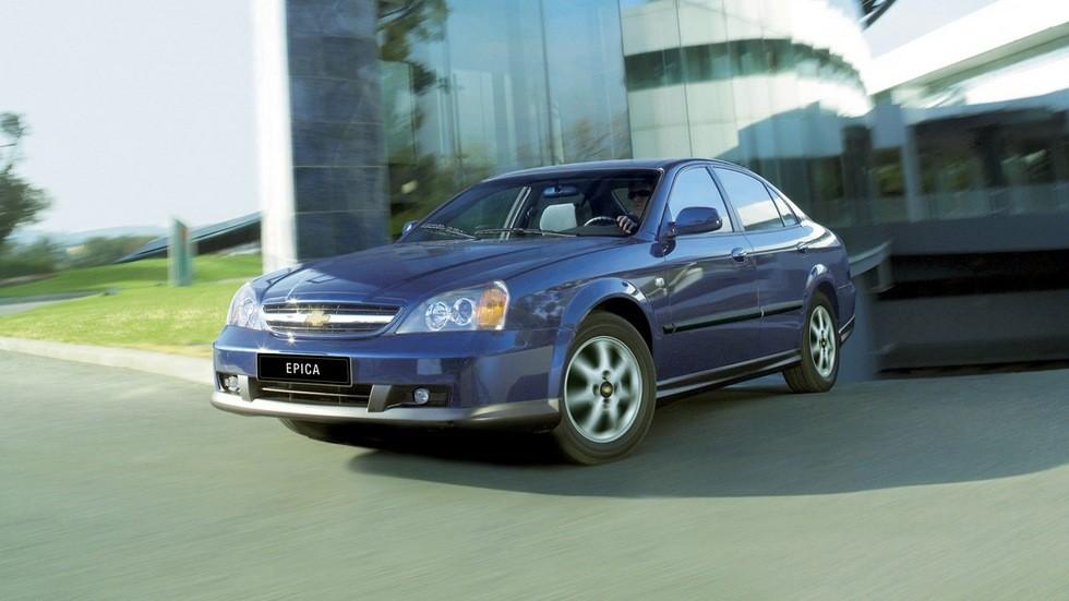 Chevrolet Epica Worldwide (V200) '2004–06