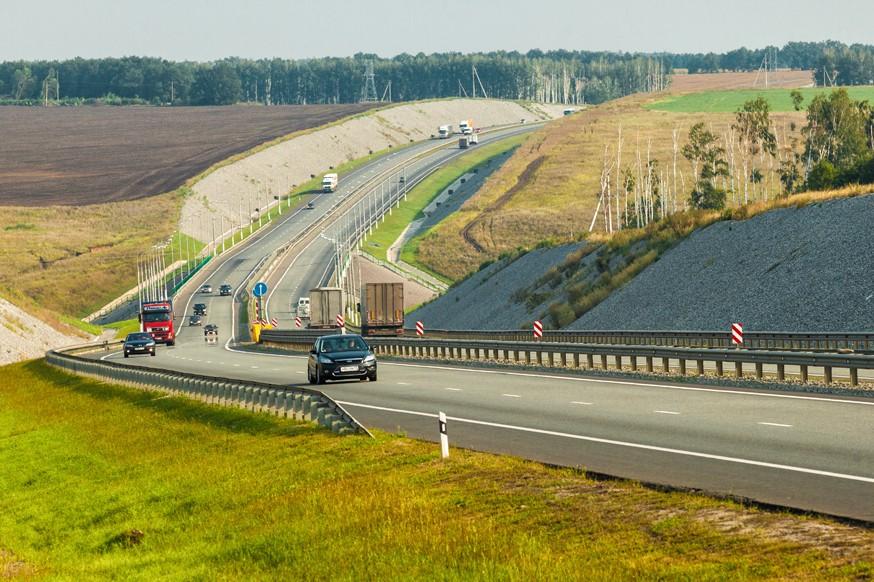 Трассу М-4 ждёт реконструкция: движение частично откроют к следующему курортному сезону