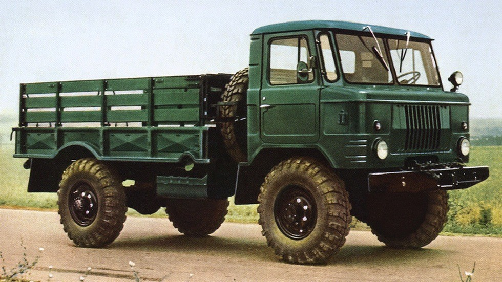 ГАЗ-66 '06.1964–99