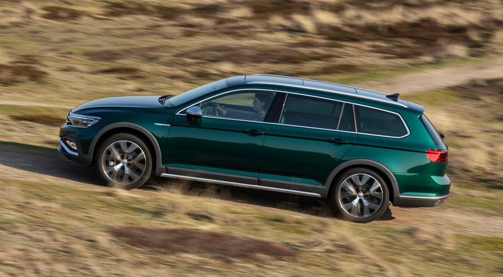Универсал Volkswagen Passat возвращается в Россию: только кросс-версия Alltrack