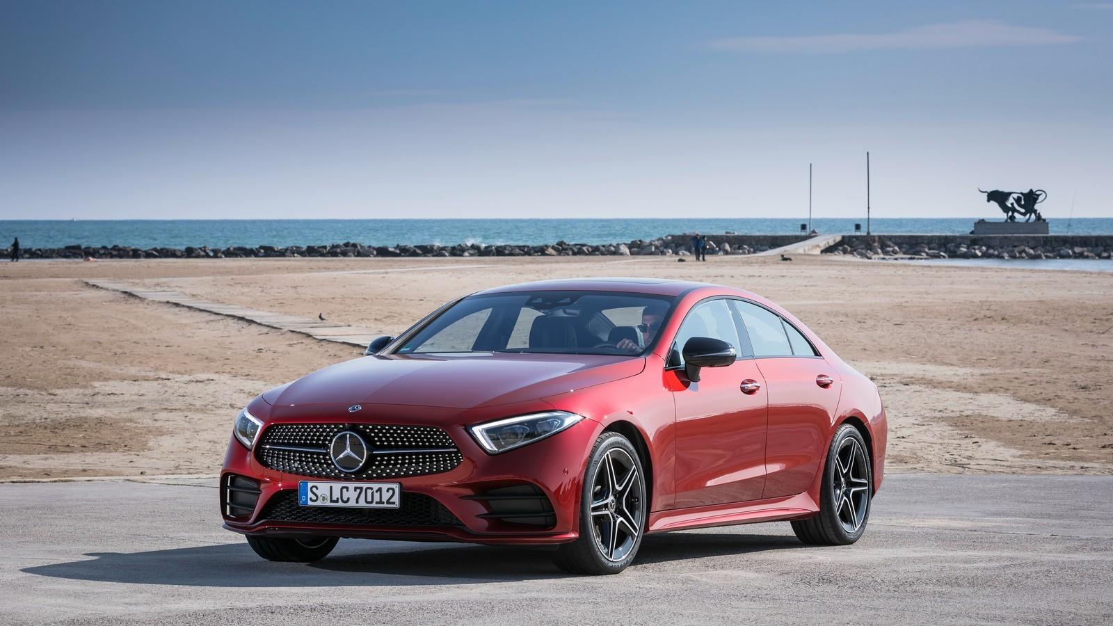 Mercedes-Benz CLS 450 AMG Line
