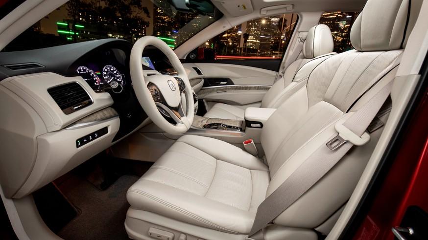 Проблемы «четырёхдверок»: у Acura RLX не будет преемника, но Honda Legend продолжит жить