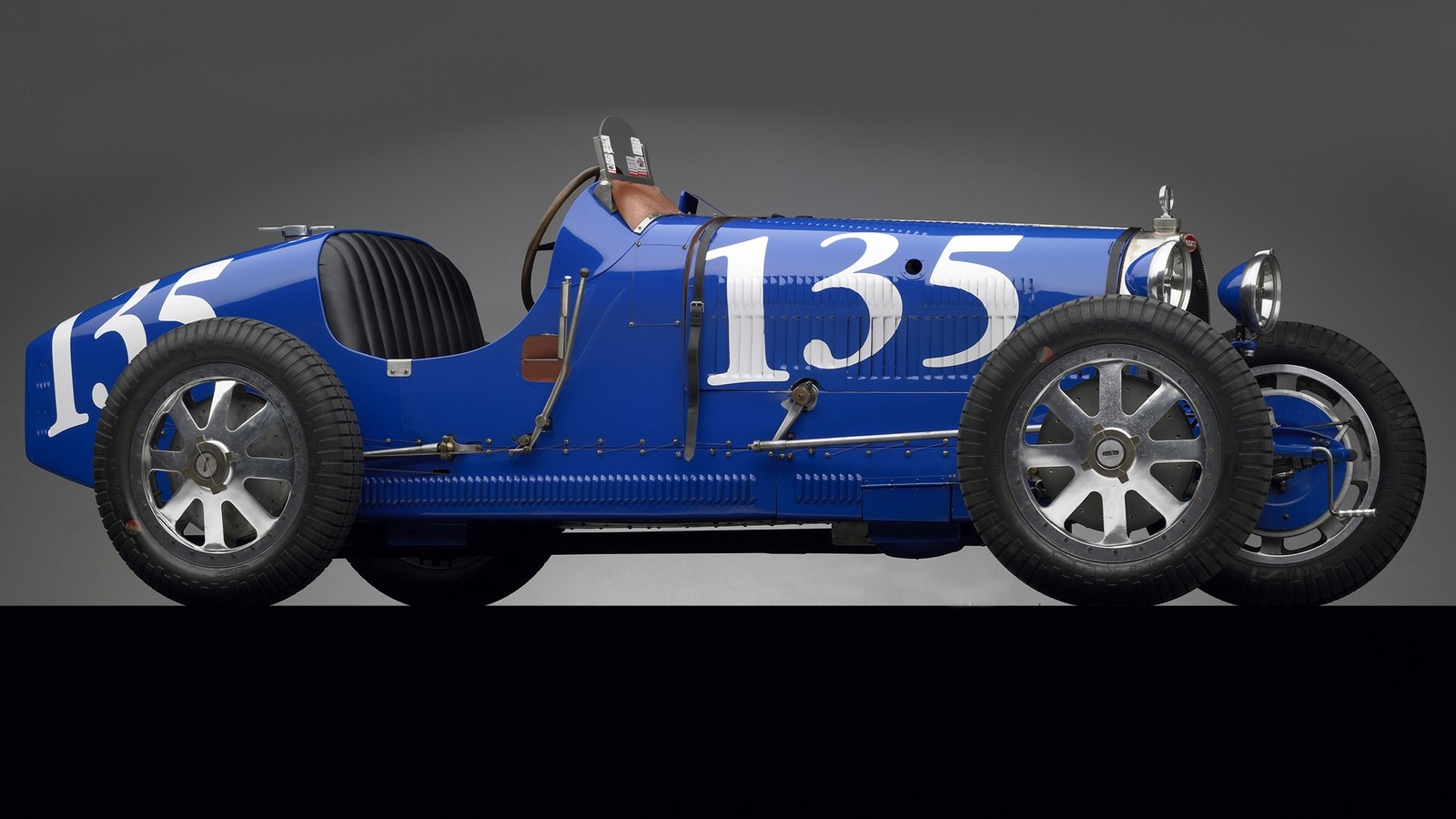 На фото: Bugatti Type 35C '1927