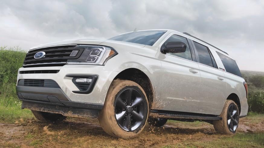 Рамный внедорожник Ford Expedition стал доступнее, лишившись третьего ряда