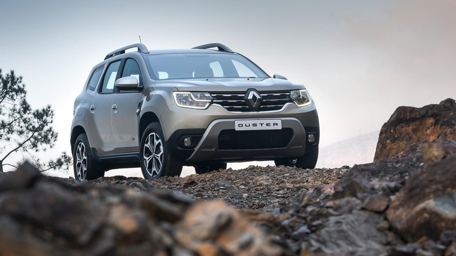 Renault Duster ZA-spec '2018