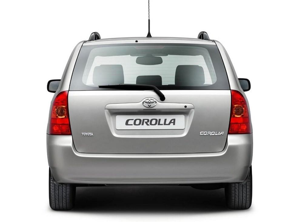 Toyota Corolla Wagon '2004–07с