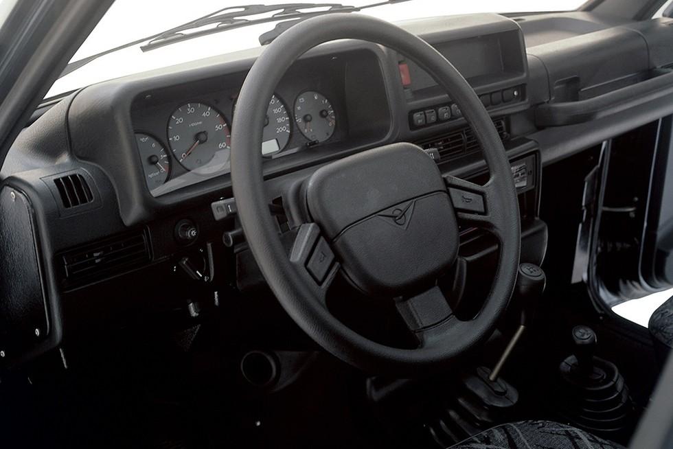 УАЗ 3162 руль