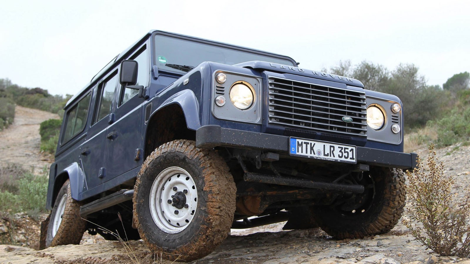 Land Rover Defender 110 Station Wagon '2007–н.в.