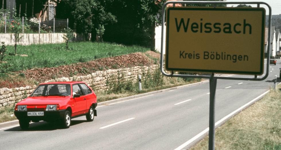 В немецком Вайсахе активно трудились над «восьмеркой» и некоторыми другими проектами – например, «алюминиевой» Ниве или моторе, работающем на бедной смеси
