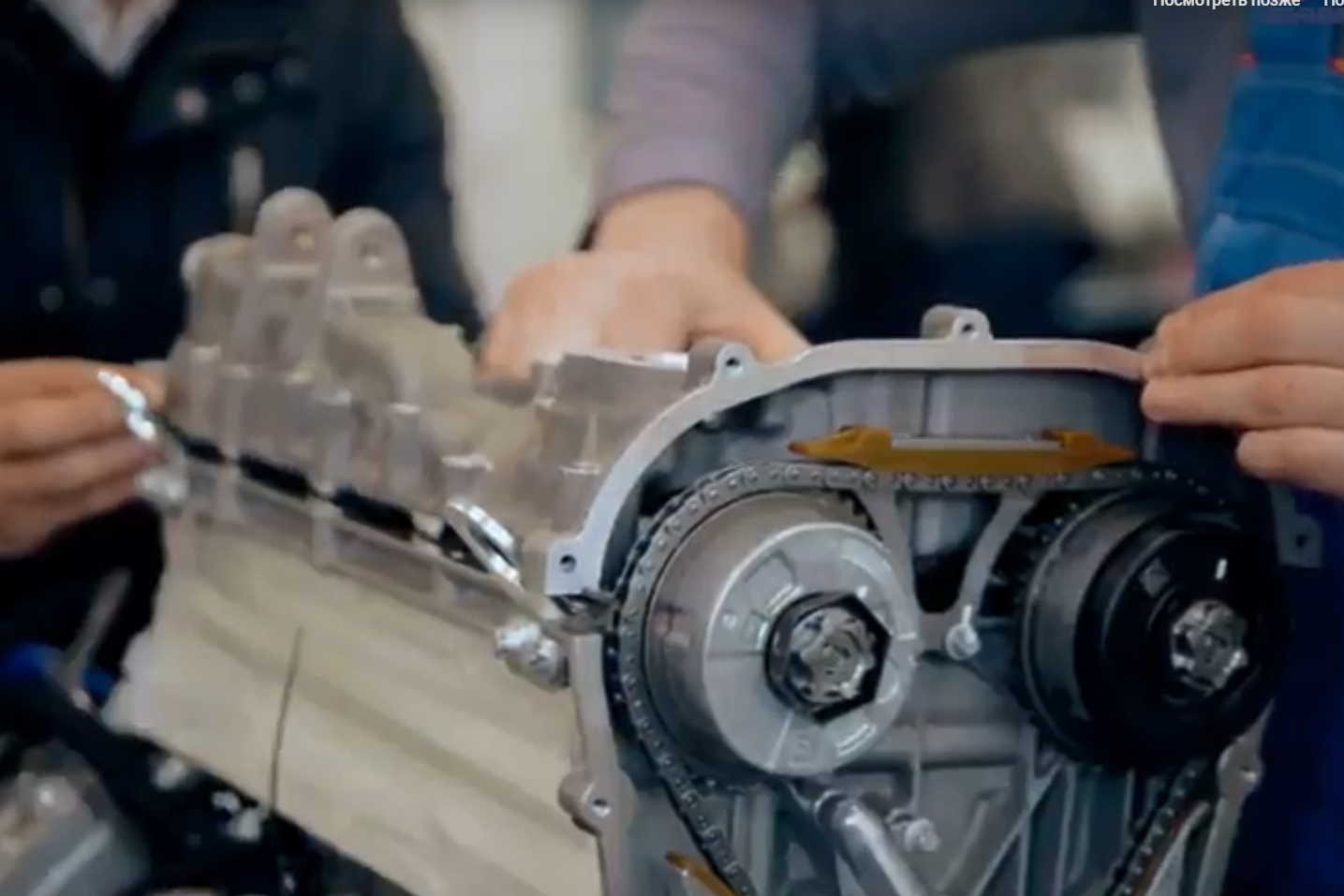 Двигатель автомобилей Aurus пока так и не стал высокотехнологичным. Впрочем, главное — начать!