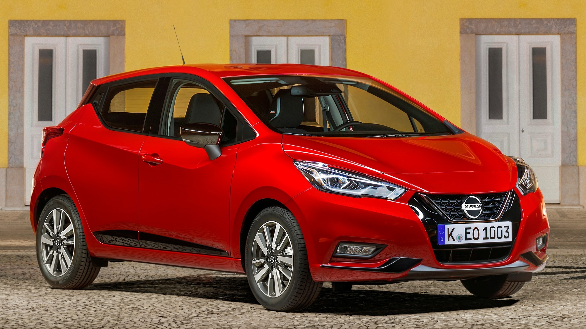 Прощай, индивидуальность: Nissan Micra нового поколения станет клоном Renault Clio